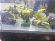 RYOBI TOOLS Cordless Drill P271 COMBO SET